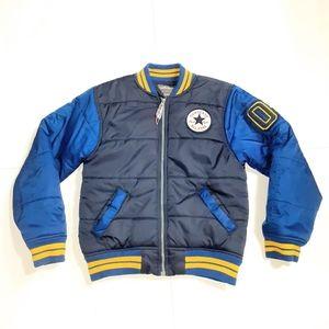 Converse All Star Kids Zip Puffer Jacket